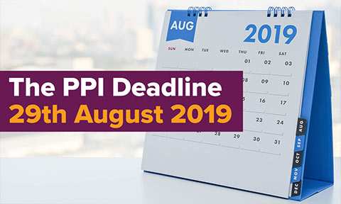 PPI Deadline 29th August 2019