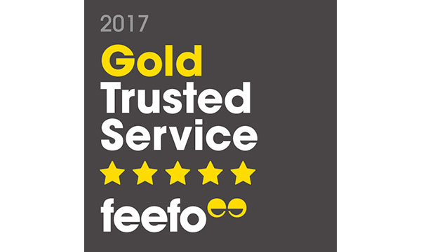 Feeo Gold Trusted Service 2017