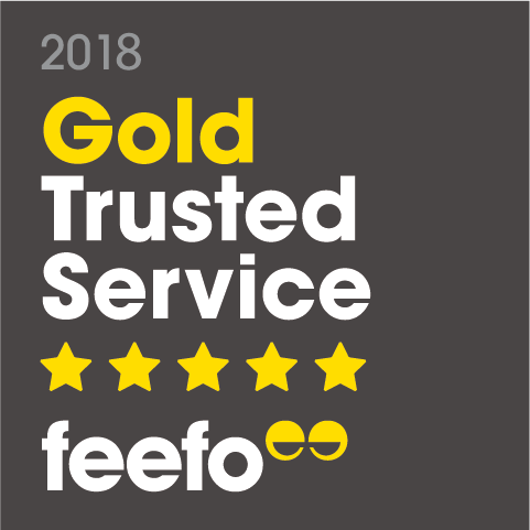 Feeo Gold Trusted Service 2018