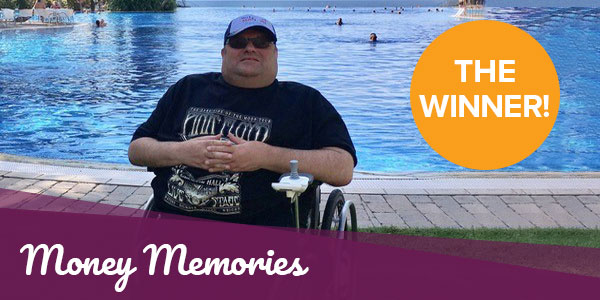 Money Memories winner