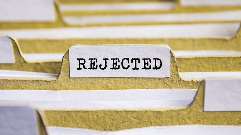 PPI claim rejected? Don't give up!