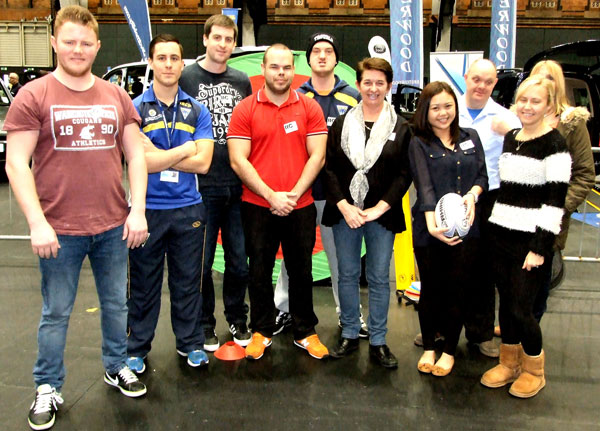 Team GB deliver at the IIC Show