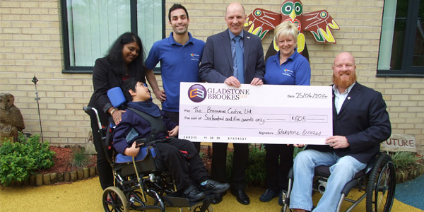 Charity of the month - Brainwave
