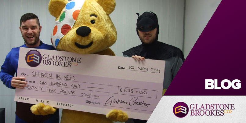 CHARITY OF THE MONTH – Children In Need