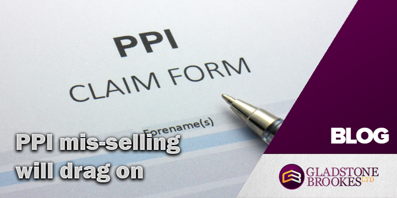 PPI mis-selling will drag on