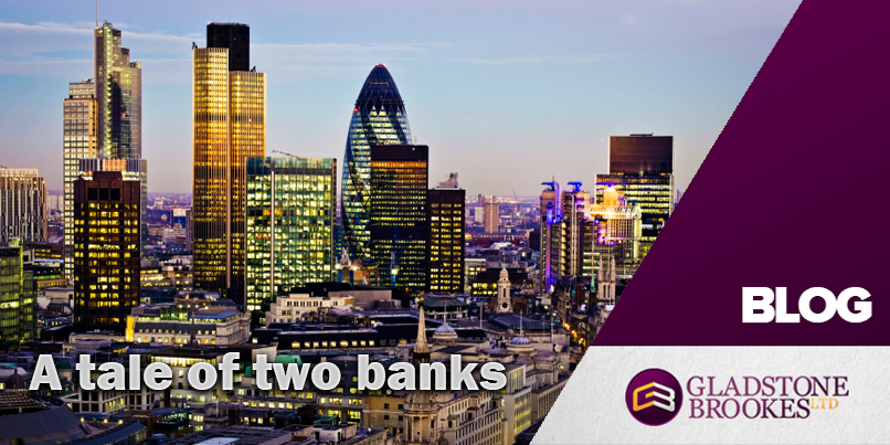 A tale of two banks