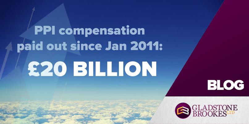 PPI compensation breaks the £20 billion barrier