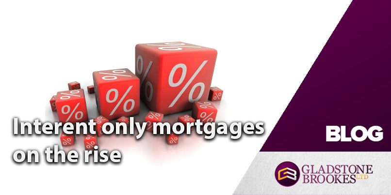 Interest only mortgages making a come-back