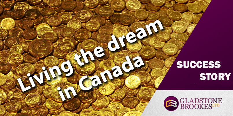 SUCCESS STORY – Living the dream in Canada