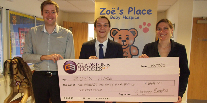 CHARITY OF THE MONTH – Zoe's Place Baby Hospice