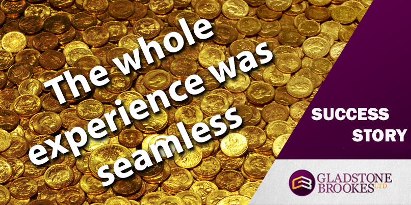 SUCCESS STORY: The whole experience was seamless