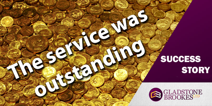 SUCCESS STORY – The service was outstanding
