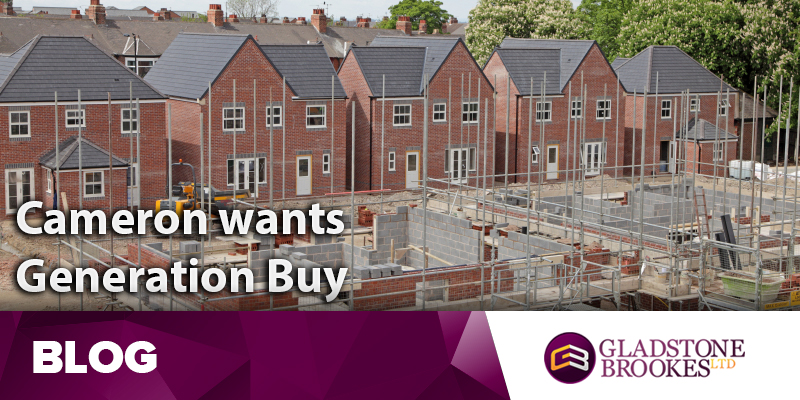Cameron promises 200,000 'starter homes' by 2020