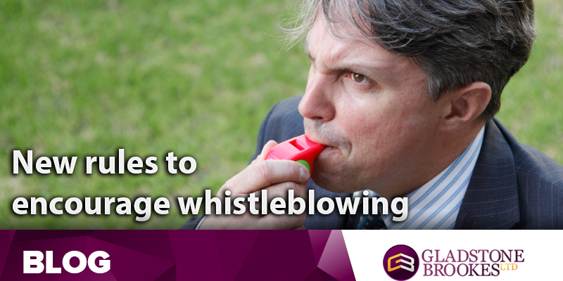 New rules on whistleblowing from FCA