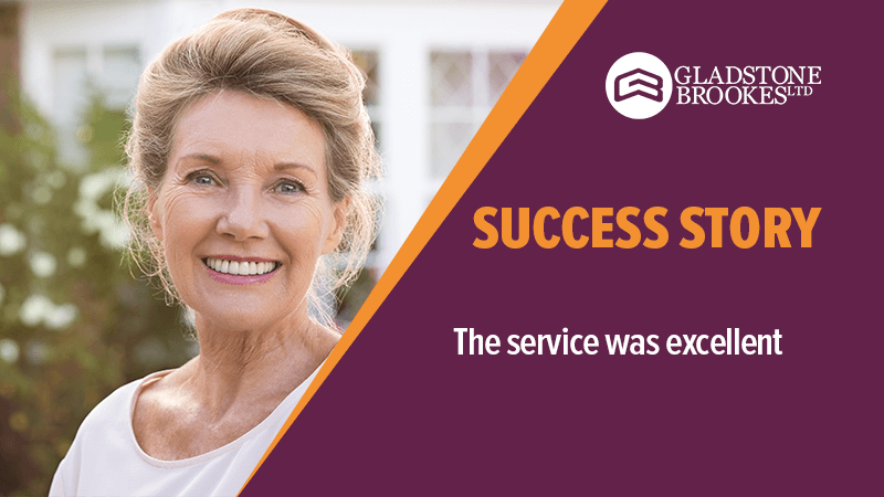 SUCCESS STORY – The service was excellent