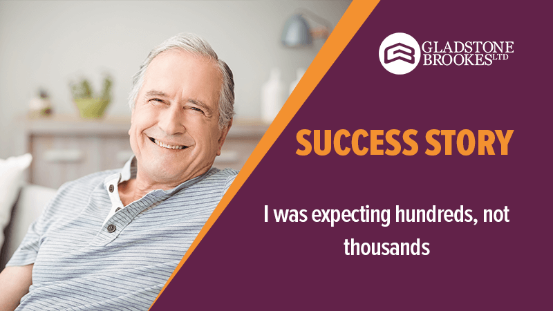 SUCCESS STORY – I was expecting hundreds, not thousands
