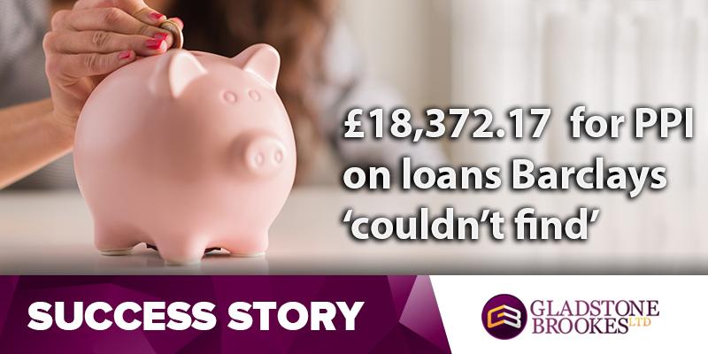 "SUCCESS STORY – £18,372.17 """