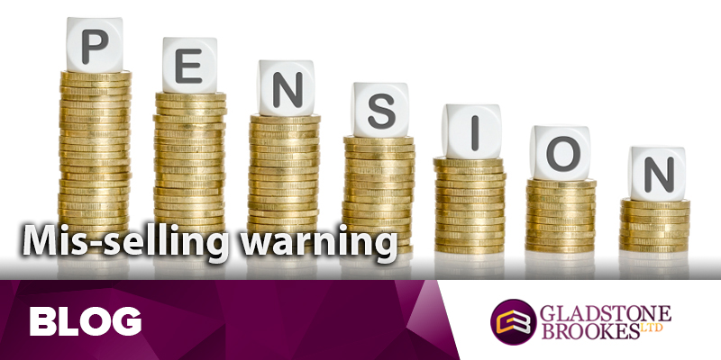 Pension mis-selling could be the new PPI