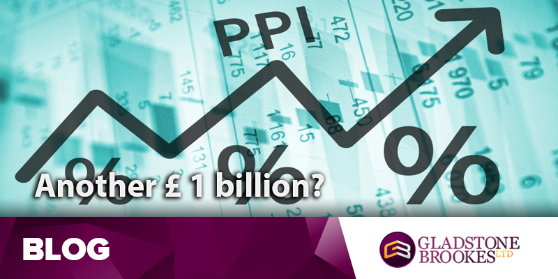 Another £1 billion for PPI?