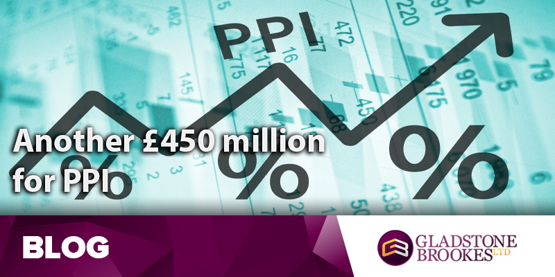 RBS adds anothr £450 million for PPI