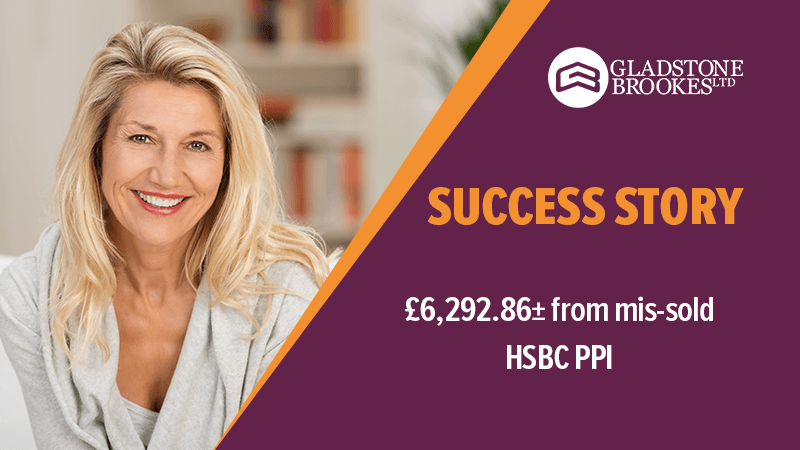 £6,292.86± from mis-sold HSBC PPI