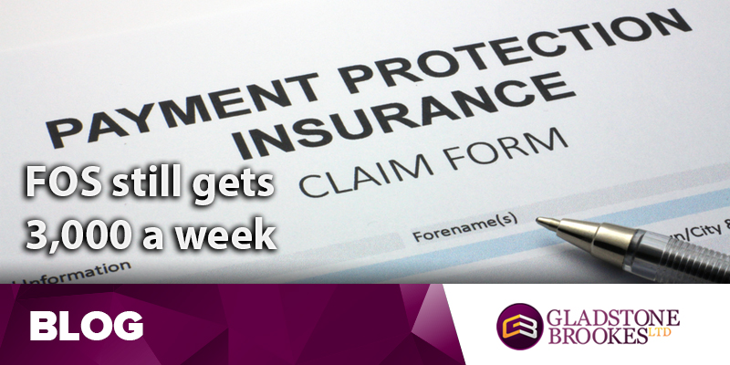 FOS still get 3,000 PPI claims a week