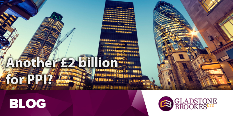 Another £2 billion for PPI mis-selling by UK banks?