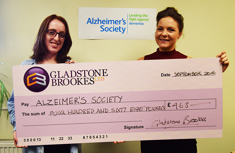 CHARITY OF THE MONTH – The Alzheimer's Society