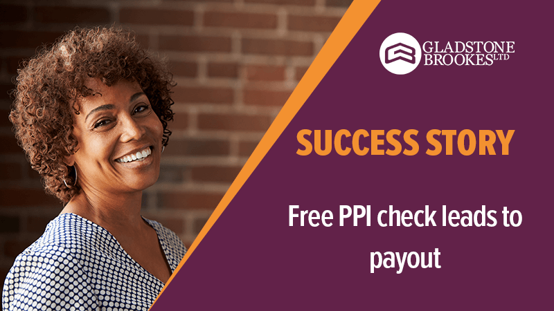 Free PPI check leads to payout