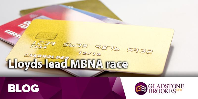 Lloyds leads race to buy MBNA