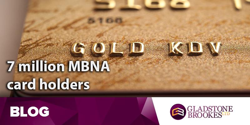 Lloyds will buy MBNA for £1.9 billion