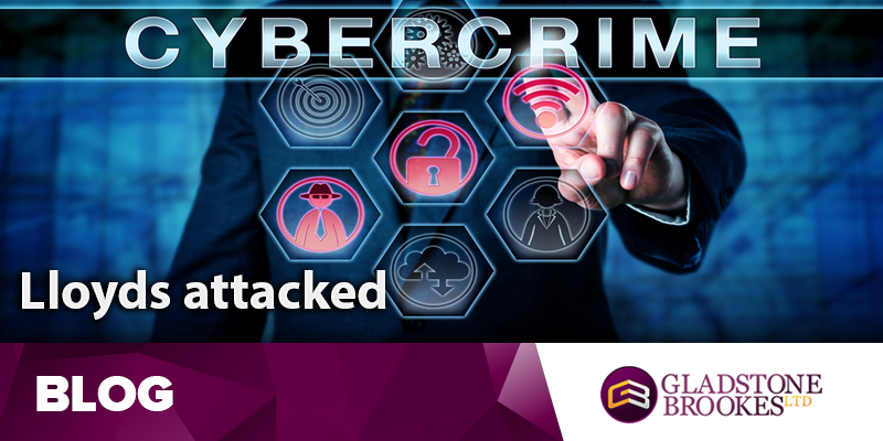 Lloyds hit by massive cyber attack