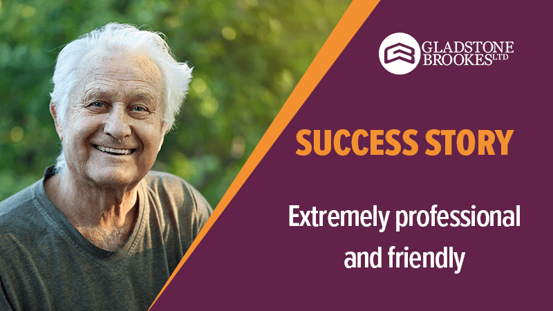 SUCCESS STORY – Extremely professional and friendly