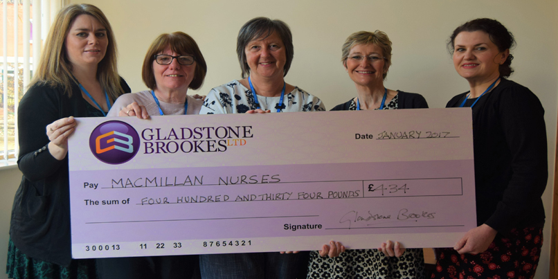 CHARITY OF THE MONTH – Macmillan Nurses