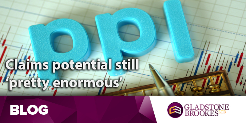 Pool of people who may still claim PPI is 'pretty enormous'