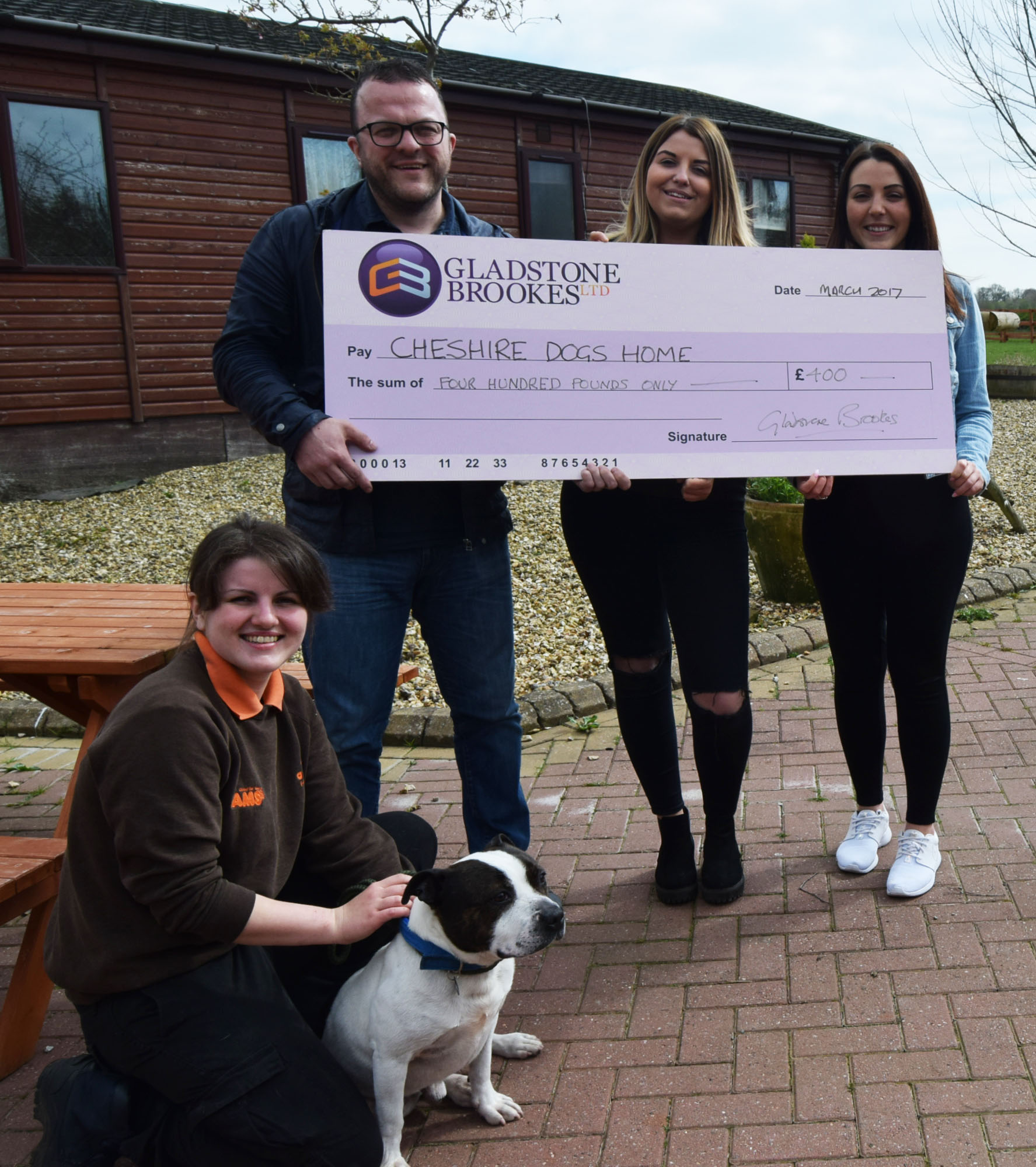 CHARITY OF THE MONTH – Cheshire Dog's Home