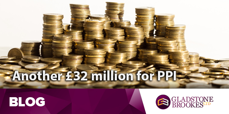 Another £32 million for Santander PPI