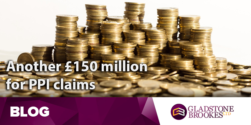 CYBG add another £150 million for PPI