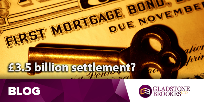 RBS close to £multi billion US settlement?