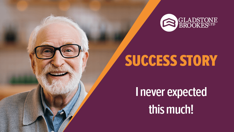 SUCCESS STORY – I never expected this much!