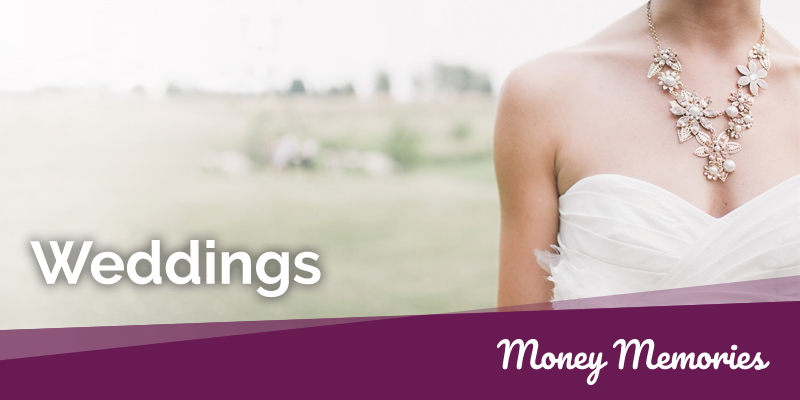 Money Memories Weddings