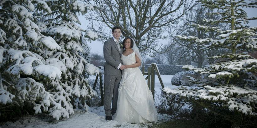 Amber Miller wedding