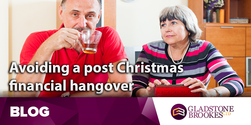 Post Christmas financial hangover