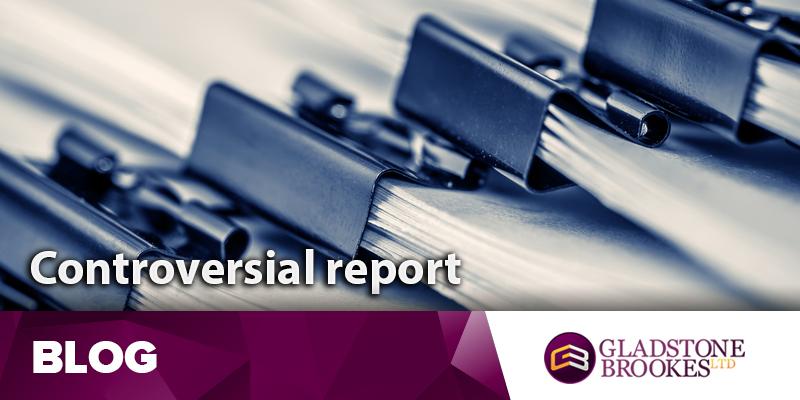 Controversial GRG report