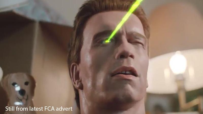 Arnie's advert is not working