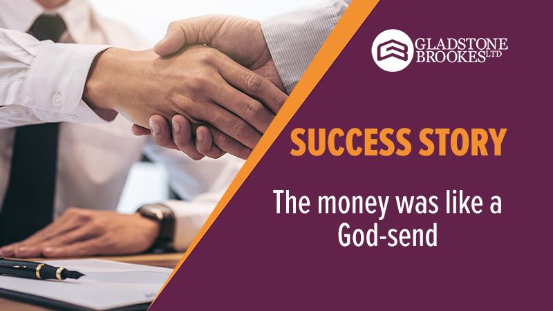 SUCCESS STORY – The money I received was like a God-send