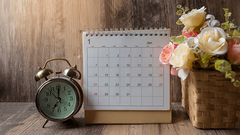 Financial dates for your 2019 diary