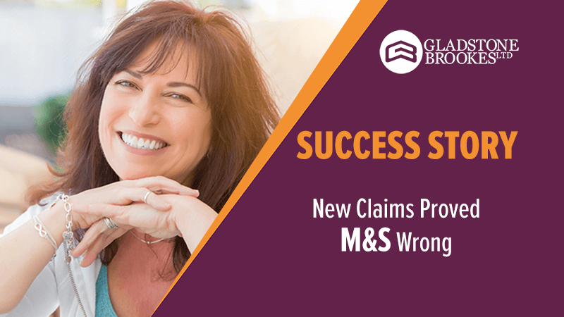 SUCCESS STORY – New PPI claims proved M&S wrong