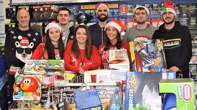 CHARITY OF THE MONTH – CHRISTMAS TOY APPEAL 2019
