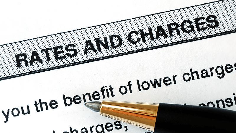 HSBC overdraft charges could quadruple